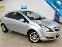 USED 2010 10 VAUXHALL CORSA 1.2 SXI A/C 3d 83 BHP