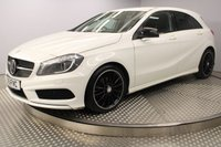 USED 2015 15 MERCEDES-BENZ A CLASS A200 AMG NIGHT EDITION 5d 154 BHP