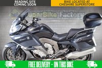 USED 2013 13 BMW K1600GT - NATIONWIDE DELIVERY, USED MOTORBIKE. GOOD & BAD CREDIT ACCEPTED, OVER 600+ BIKES IN STOCK
