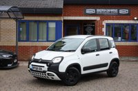 USED 2018 68 FIAT PANDA 1.2 WAZE EDITION 5d 69 BHP One Owner! Balance of Manufacturers Warranty!