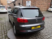USED 2015 65 VOLKSWAGEN TIGUAN 2.0 MATCH TDI BLUEMOTION TECHNOLOGY 4MOTION 5d 148 BHP (Full VW Service Record)