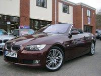 USED 2007 57 BMW 3 SERIES 3.0 330I SE 2d 269 BHP