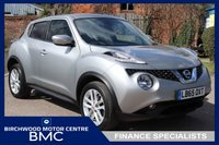 USED 2016 65 NISSAN JUKE 1.2 N-CONNECTA DIG-T 5d 115 BHP