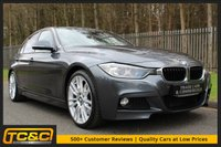 USED 2014 14 BMW 3 SERIES 2.0 328I M SPORT 4d 245 BHP A ONE OWNER, HIGH SPECIFICATION CAR THAT INCLUDES SAT NAV & HARMON KARDON AUDIO!!!