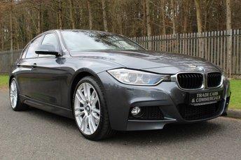 2014 BMW 3 SERIES 2.0 328I M SPORT 4d 245 BHP £15500.00