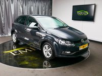 USED 2016 66 VOLKSWAGEN POLO 1.0 MATCH 5d 74 BHP £0 DEPOSIT FINANCE AVAILABLE, AIR CONDITIONING, AUX INPUT, BLUETOOTH CONNECTIVITY, CLIMATE CONTROL, CRUISE CONTROL, DAB RADIO, HEATED SEATS, PARKING SENSORS, START/STOP SYSTEM, STEERING WHEEL CONTROLS, TOUCH SCREEN HEAD UNIT, TRIP COMPUTER, USB INPUT