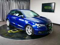 USED 2014 63 AUDI A1 1.4 SPORTBACK TFSI S LINE 5d 122 BHP £0 DEPOSIT FINANCE AVAILABLE, AIR CONDITIONING, AUX INPUT, BLUETOOTH CONNECTIVITY, CLIMATE CONTROL, FULL S LINE LEATHER UPHOLSTERY, SATELLITE NAVIGATION, START/STOP SYSTEM, STEERINNG WHEEL CONTROLS, TRIP COMPUTER, VOICE CONTROL