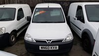 2011 VAUXHALL COMBO 2000 1.3 CDTI EX-BT VAN WITH AIR-CONDITIONING £3795.00