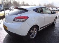 USED 2011 11 RENAULT MEGANE 1.5 DYNAMIQUE TOMTOM DCI ECO 3d 110 BHP 3 Months National Warranty - 1 Years MOT for New Owner and Service for New Owner