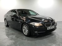 USED 2011 60 BMW 5 SERIES 2.0 520D SE 4d 181 BHP EXCELLENT FULL UP TO DATE S/H
