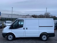 USED 2012 62 FORD TRANSIT 2.2 TDCI T280 SWB EURO 5 LOW ROOF NO VAT, EURO 5, TIDY VAN, DEALER HISTORY, PLY LINED
