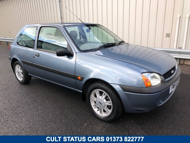 2002 51 FORD FIESTA MK5 1.3 FLIGHT 59 BHP PETROL MANUAL