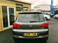 USED 2015 15 VOLKSWAGEN TIGUAN 2.0 MATCH TDI BLUEMOTION TECHNOLOGY 4MOTION 5d 148 BHP ****Finance Available**** £59 A WEEK .