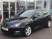 2015 SEAT IBIZA 1.6 CR TDI FR 3d 104 BHP £6890.00
