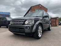 USED 2015 15 LAND ROVER DISCOVERY 3.0 SDV6 HSE 5d AUTO 255 BHP Stunning example One owner
