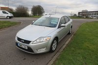 USED 2010 10 FORD MONDEO 1.8 ZETEC TDCI Alloys,Air Con,Parking Sensors Alloys,Air Con,Cruise Control,F.S.H