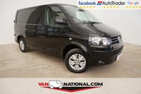 USED 2015 15 VOLKSWAGEN TRANSPORTER 2.0 T28 TDI HIGHLINE 140 BHP (AIR CON ALLOYS COLOUR CODED)  * 1 OWNER * BLUETOOTH * AIR CONDITIONING * READY TO DRIVE AWAY TODAY *