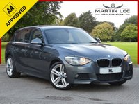 USED 2014 64 BMW 1 SERIES 2.0 125I M SPORT 5d 215 BHP