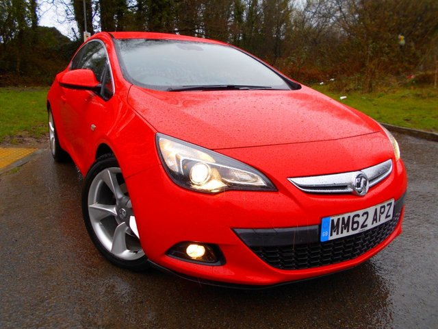 2013 62 VAUXHALL ASTRA 2.0 GTC SRI CDTI S/S 3d 162 BHP **STUNNING CONDITION**DIESEL ECONOMY**REDUCED ROAD TAX**6 SPEED**