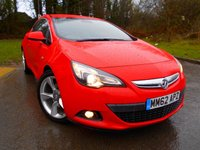 USED 2013 62 VAUXHALL ASTRA 2.0 GTC SRI CDTI S/S 3d 162 BHP **STUNNING CONDITION**DIESEL ECONOMY**REDUCED ROAD TAX**6 SPEED**