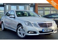 USED 2010 10 MERCEDES-BENZ E-CLASS 3.0 E350 CDI BLUEEFFICIENCY AVANTGARDE 4d AUTO 231 BHP