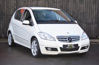 USED 2011 MERCEDES-BENZ A CLASS 2.0 A180 CDI AVANTGARDE SE 5d 108 BHP Mercedes Service History