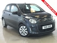 USED 2016 16 CITROEN C1 1.2 PURETECH FEEL 5d 82 BHP 1 Owner/Ideal First Car/AC