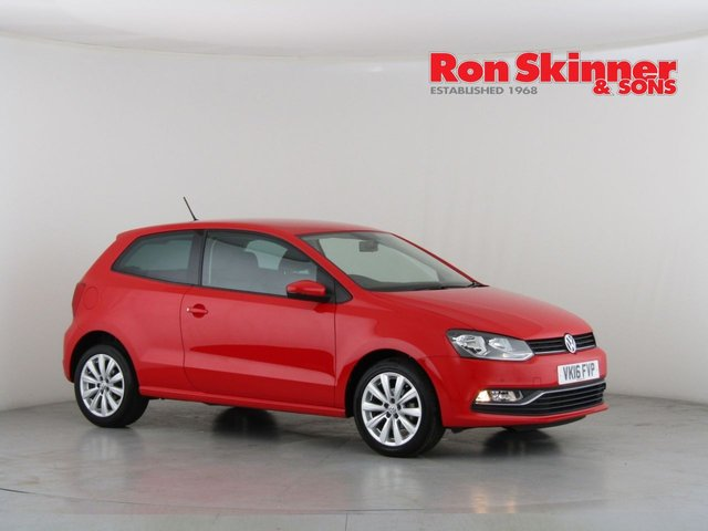 View our 2016 16 VOLKSWAGEN POLO 1.2 MATCH TSI 3d 89 BHP
