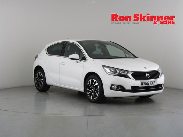 View our 2016 66 DS DS 4 1.2 PURETECH ELEGANCE S/S 5d 130 BHP