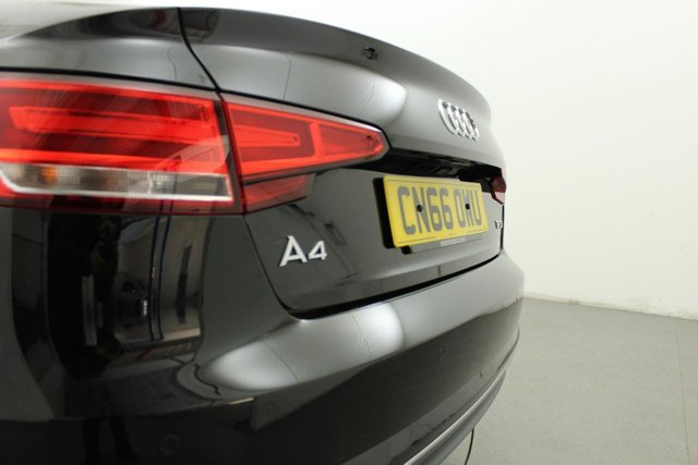 AUDI A4 at Georgesons