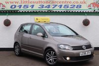 2009 VOLKSWAGEN GOLF PLUS 1.6 BLUEMOTION SE TDI 5d 103 BHP £5000.00