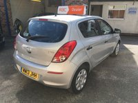 USED 2013 13 HYUNDAI I20 1.2 CLASSIC 5d 84 BHP One Private Owner, Only £30 Road Tax & 29,000 Miles, Service History, 12 Mths Mot