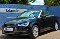 USED 2015 15 AUDI A3 1.4 TFSI SE 2d 148 BHP Superb condition vehicle with Front & Rear Parking Sensors, DAB Radio, Bluetooth Connectivity with Audio Streaming, iPod, Automatic Headlights.