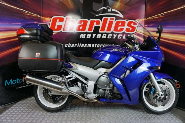 View our YAMAHA FJR