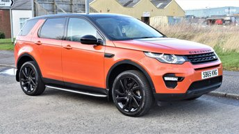 2015 LAND ROVER DISCOVERY SPORT 2.0 TD4 HSE LUXURY 5d AUTO 180 BHP £22990.00