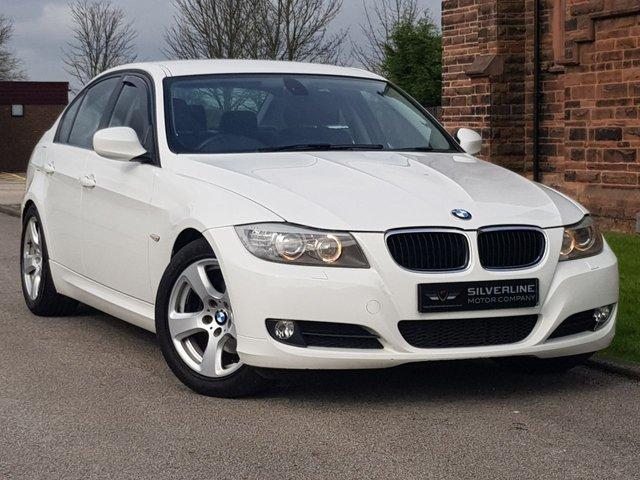 2012 61 BMW 3 SERIES 2.0 320D EFFICIENTDYNAMICS 4d 161 BHP