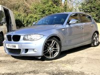 2011 BMW 1 SERIES 2.0 116I PERFORMANCE EDITION 5d NEW TIMING CHAIN FITTED, SERVICE HISTORY £6990.00