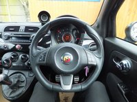 USED 2010 10 ABARTH 500 1.4 ABARTH 3d 135 BHP FSH X 9 STAMPS, BLUETOOTH