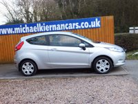 USED 2009 09 FORD FIESTA 1.2 STYLE 3d 81 BHP CLEAN CAR