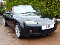USED 2009 09 MAZDA MX-5 2.0 SPORT 2d 160 BHP CONVERTIBLE