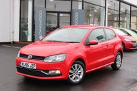 2015 VOLKSWAGEN POLO 1.0 BlueMotion Tech SE 3dr £7185.00
