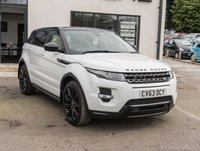 USED 2013 63 LAND ROVER RANGE ROVER EVOQUE 2.2 SD4 DYNAMIC 5d 190 BHP