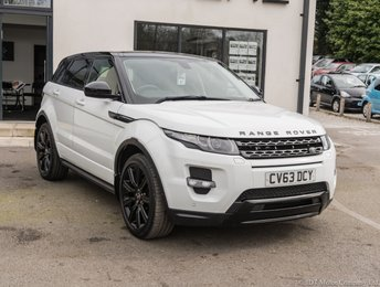 2013 LAND ROVER RANGE ROVER EVOQUE 2.2 SD4 DYNAMIC 5d 190 BHP £21990.00