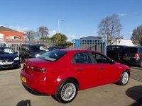 USED 2008 57 ALFA ROMEO 159 1.9 JTD LUSSO 4d 150 BHP NEW MOT, SERVICE & WARRANTY