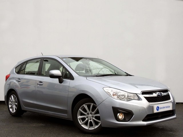 View our SUBARU IMPREZA