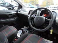 USED 2015 65 PEUGEOT 108 1.0 ACTIVE 3d 68 BHP