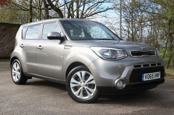2015 KIA SOUL 1.6 CONNECT PLUS 5d 130 BHP £8695.00