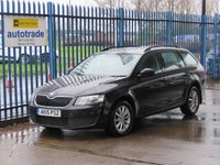 USED 2015 15 SKODA OCTAVIA 1.6 S TDI CR 5d 104 BHP £Zero Road Tax