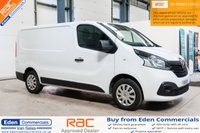 USED 2016 16 RENAULT TRAFIC 1.6 SL27 BUSINESS + PLUS DCI 115 BHP * SWB * AIR CON *