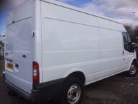 USED 2012 12 FORD TRANSIT 350 LWB 2.2 L3H2